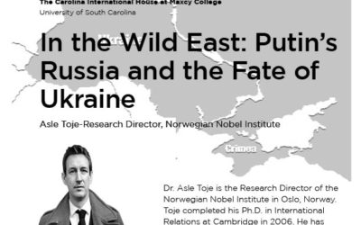 In the Wild East: Putin's Russia and the Fate of Ukraine featuted image