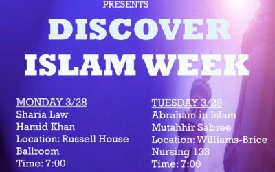 Discover Islam Week featuted image