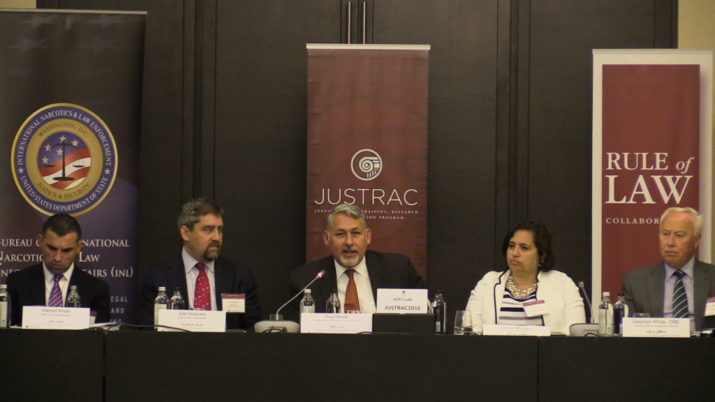 Exploring the Relationship between the Rule of Law and Violent Extremism in the Middle East: Symposium Final Report