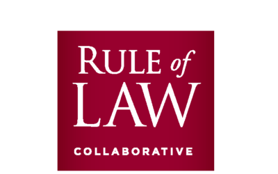 Rule of Law Collaborative Receives Nearly $5 Million Dollar Grant featuted image