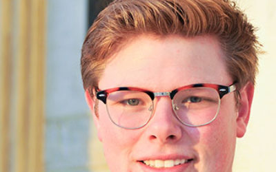 Former ROLC Research Assistant Bennett Lunn Named Truman Scholar featuted image