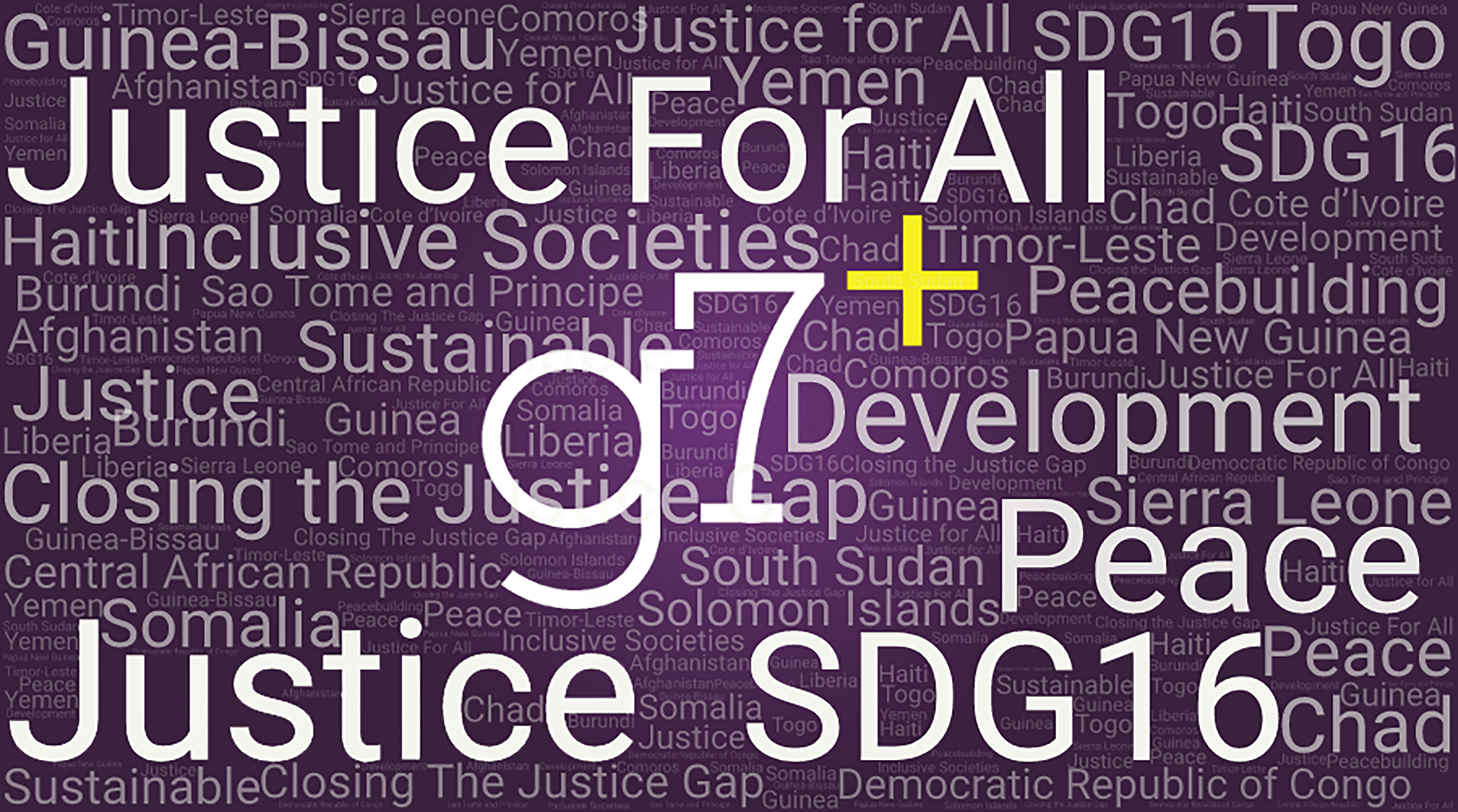 Access to Justice for All in Conflict-Affected Countries: Declaration and Joint Action Plan