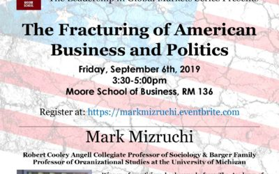 The Fracturing of American Business and Politics featuted image