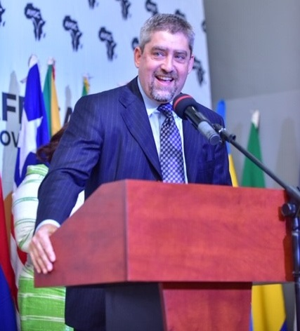 ROLC Director Joel Samuels Delivers Keynote Address at 2019 African Youth and Governance Convergence