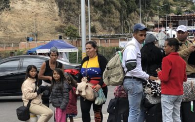 Exploring the Local Organizational Response to Venezuelan Migrants in Colombia featuted image