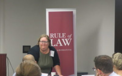 JUSTRAC Rule of Law Systems: Country Analysis Workshop featuted image